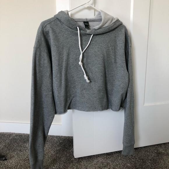 Wild fable crop top sweater